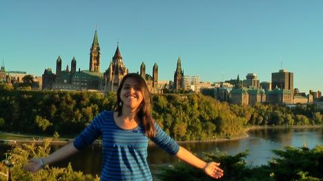O ano em que morei no Canadá